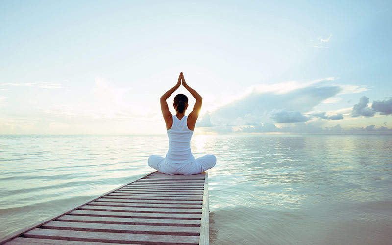 Yoga as a Supplement to Chiropractic Care